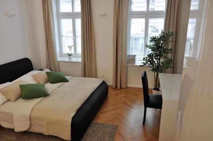 Exklusives WG-Zimmer - Botschaftsviertel/Belvedere