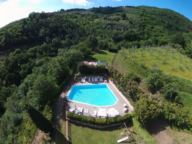 Casa Lama, Il Falstaff, 1camera, giardino privato