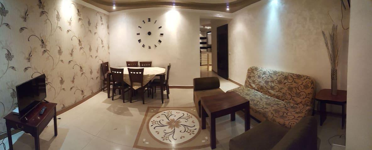 Center of Yerevan. 1 bedroom (up to 4 guests)