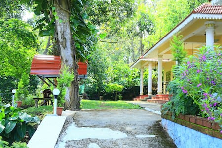 BONFIRE , 4 double deluxe rooms n Thekkady ,Kerala
