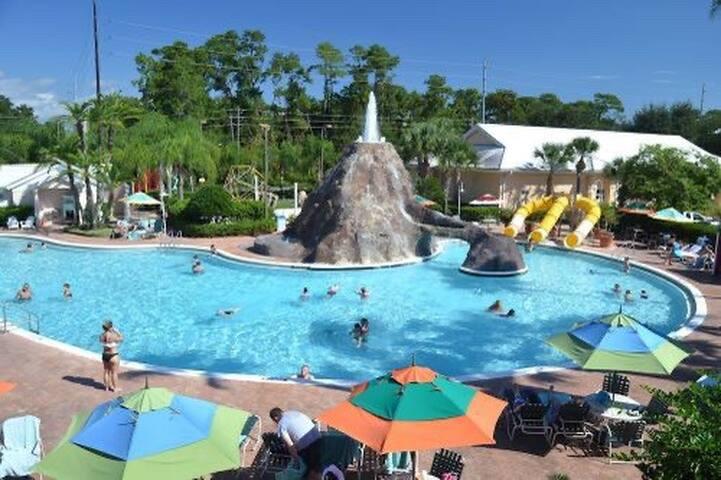 3 BDR Villa at the Beautiful Cypress point Resort