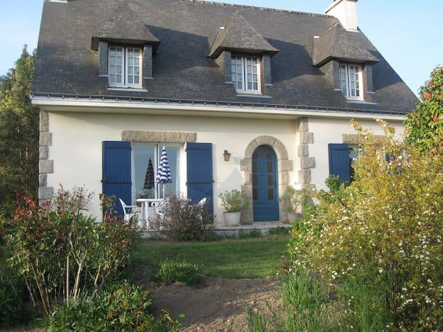 Maison de campagne Bretagne Sud - Plumelec