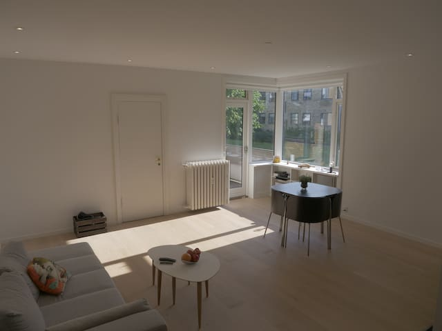 Cosy, newly renovated apartment with great light
