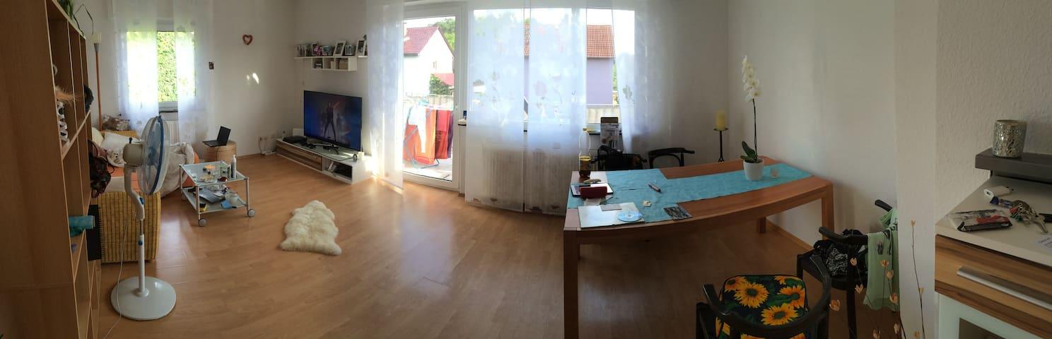 Wohnung, Zimmer, in Seligenstadt/Froschhausen - Seligenstadt - Lyxvåning