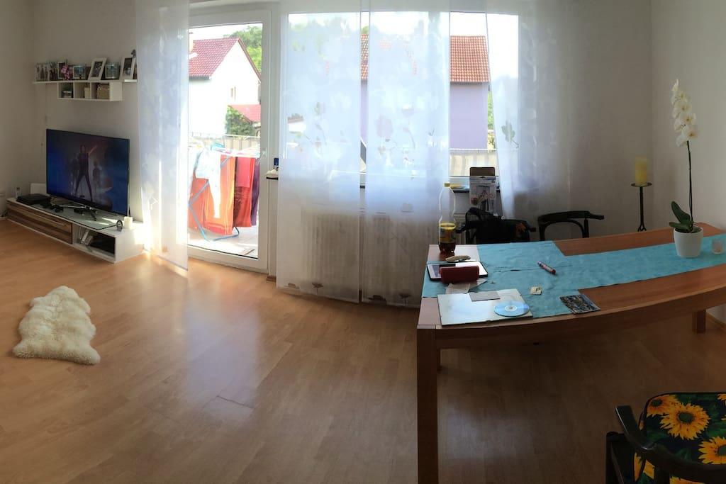 wohnung in seligenstadt nahe frankfurt condomini in affitto a seligenstadt hessen germania. Black Bedroom Furniture Sets. Home Design Ideas
