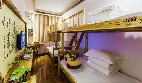奇峰·張家界森林公園、阿凡達集結號床位房(供暖、独卫)