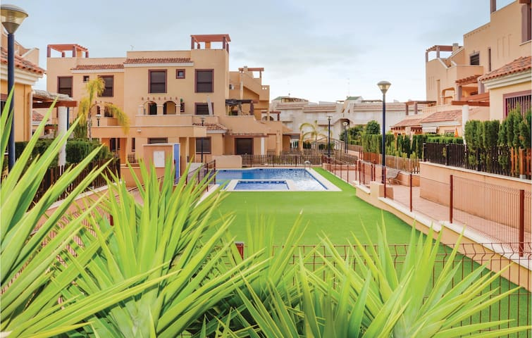 Holiday apartment with 2 bedrooms on 60m² in Aguilas
