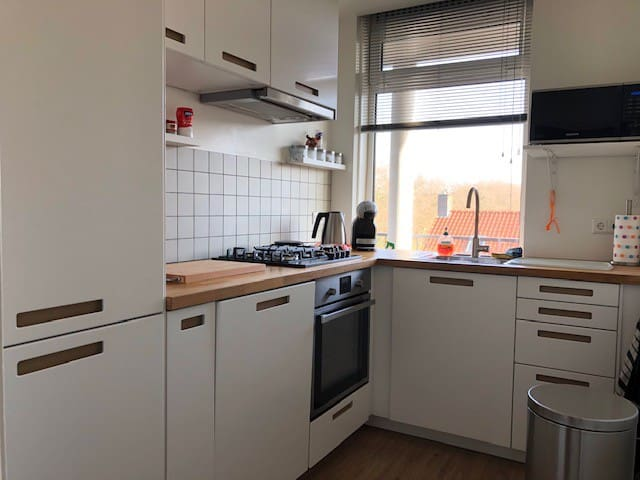 Bright appartment at top location!