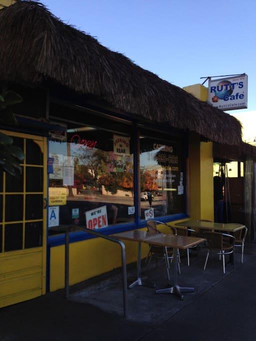 รูปRutts Hawaiian Cafe