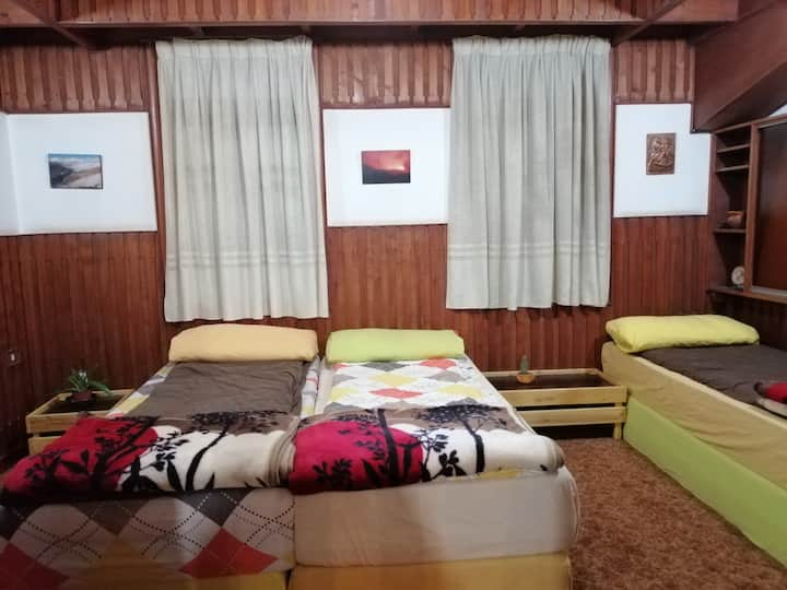 Tiger house G.H trditional double room & extra bed