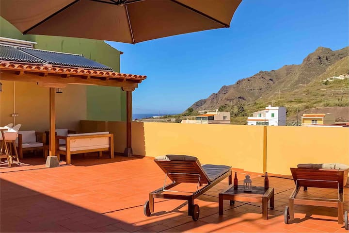elOlivo: Fabulous house with enormous BBQ-terrace