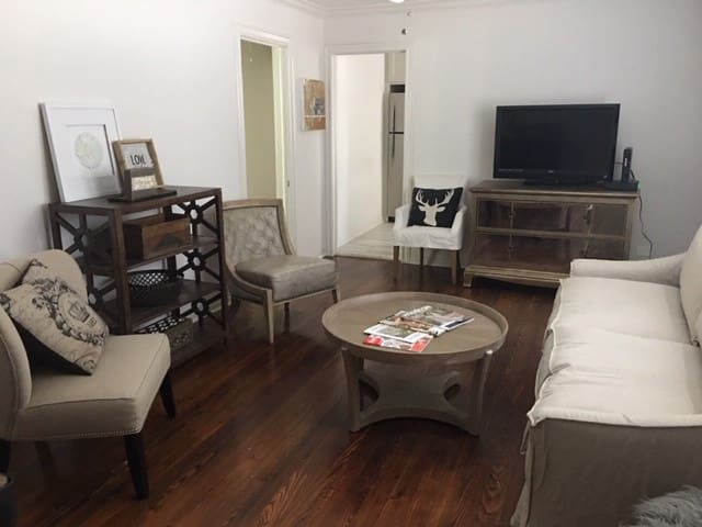 Comfy Two Bedroom Guesthouse in HoustonHeights