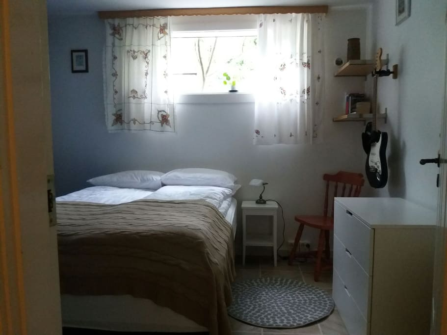 Reykjavik Airbnb's in Scandinavia bedroom