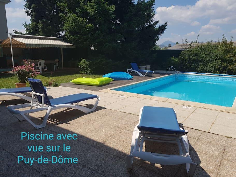 Chambre privative dans maison avec acc s piscine h user - Chambre d hotel avec piscine privative ...