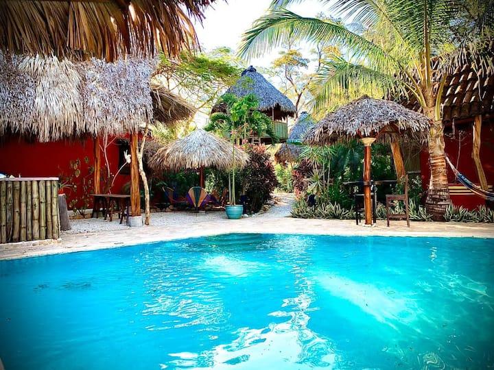 Private oasis village room 2
