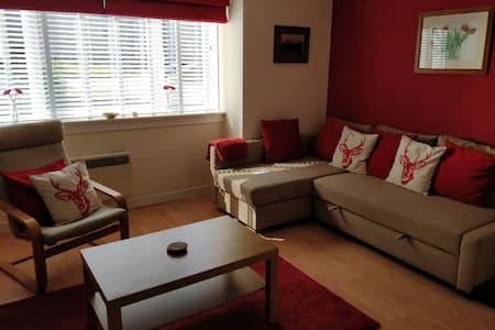 Comfortable apartment in quiet central location