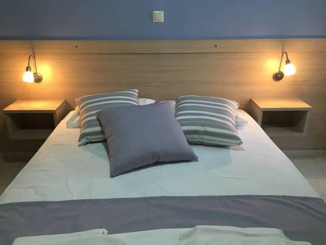 Apollon hotel Double Room with Garden View C - Sitia - Bed & Breakfast