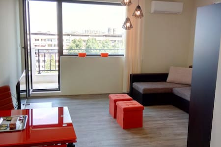 Panoramic Studio 15 Min from All in Plovdiv byPMM