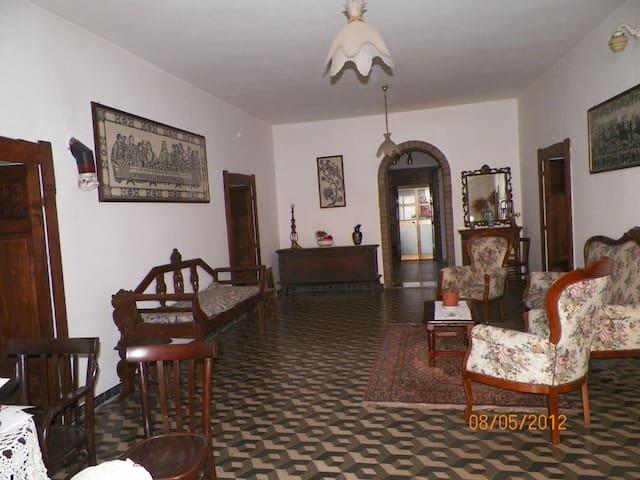 Casa campidanese - Zeddiani - Semesterboende