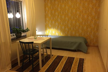 Rum med egen ingång - Örnsköldsvik