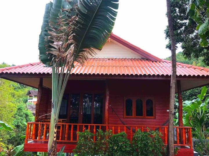 The Hill Village, Baan Jan Pha, Koh Phangan, TNP
