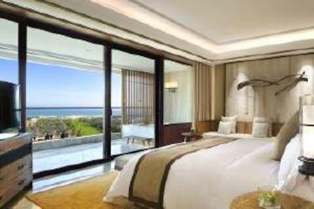 海景大床房