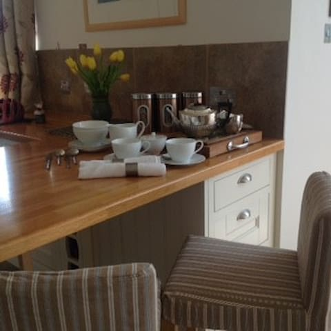 Cottage -open plan-double - Corpach - Bed & Breakfast