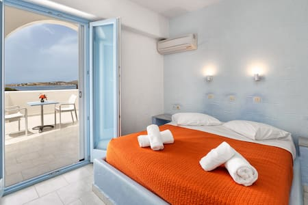Stratos Standard Sea View Studio for 1-2 persons