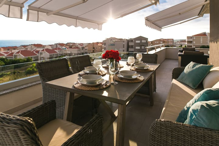 Adriatic luxury apartment for 6