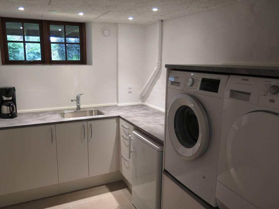 The-køkken og vaskerum