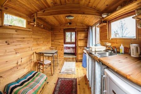 Roulotte en pleine nature - Cabin