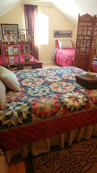 Just a different coverlet.