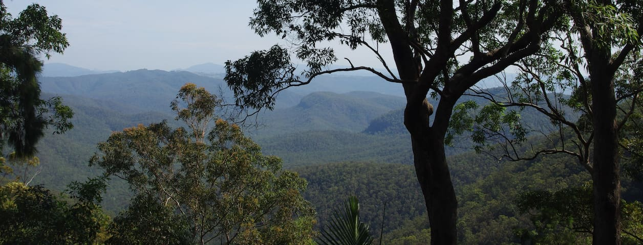 Spectacular Views near Gold Coast - Tamborine Mountain - Casa