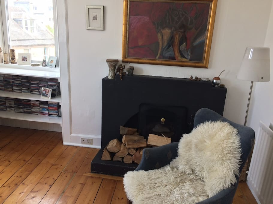 Newly renovated livingroom