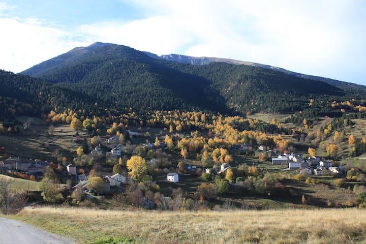 GÎTES A LA FERME - Pyrénées Catalanes - Montagne 2 - Planès - Квартира