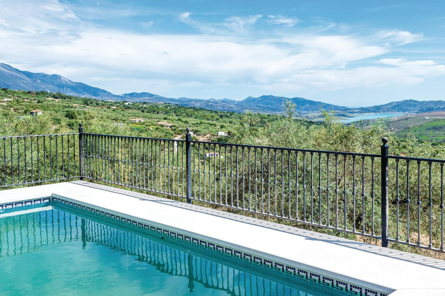 Holiday cottage with 3 bedrooms on 100m² in Periana