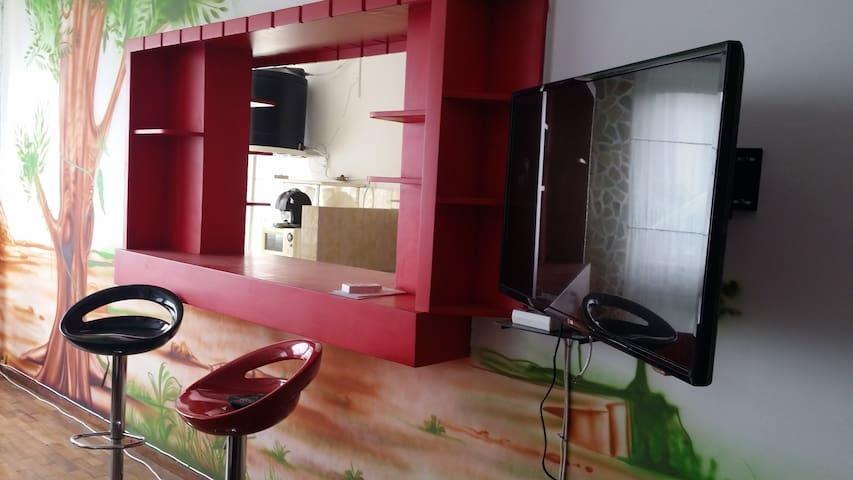 Studio Esculape au Plateau