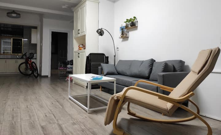 宜家风格装修3房,是你旅途的家