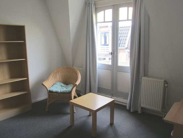 Nice room [2] near city centre. - 呂伐登(Leeuwarden) - 獨棟
