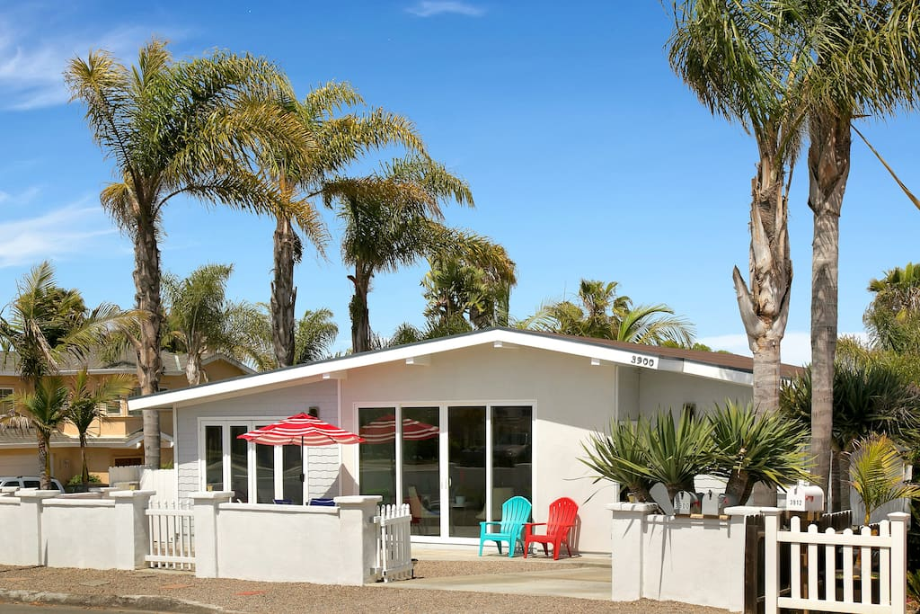 Your home while you stay in Carlsbad!