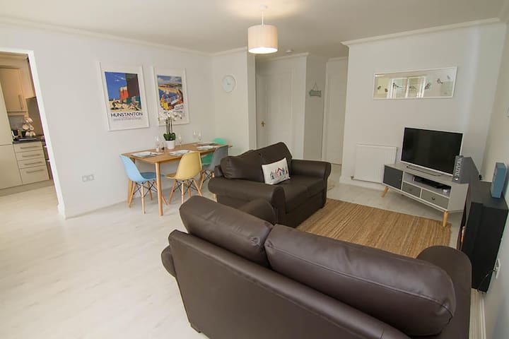 A Shore Thing, Old Hunstanton - 2 bed apartment