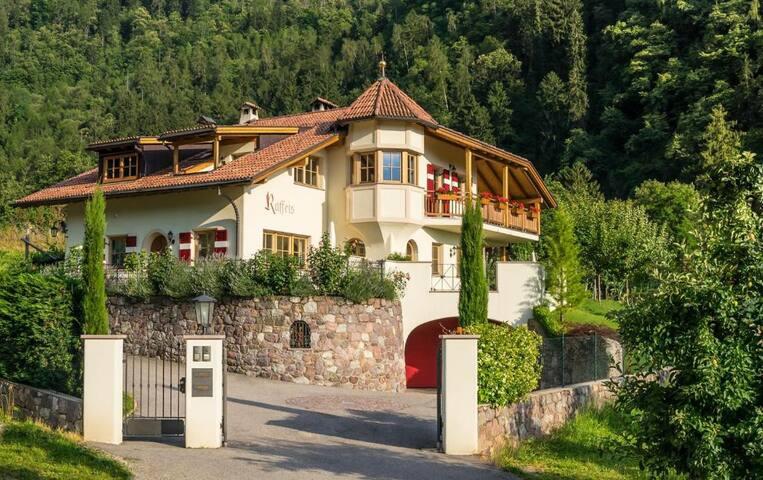 Apartments Weitgruber Raffeis-Ferienwohnung Apfel
