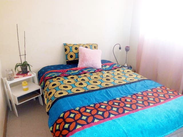 Bohemian Apartment to share in  central Gaborone