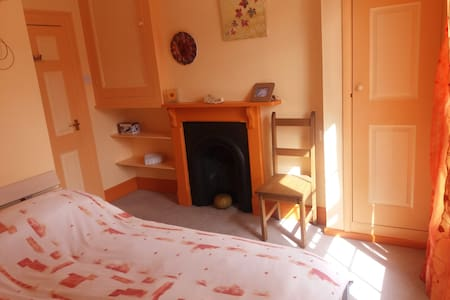 Sunny room in a quiet area of Dawlish