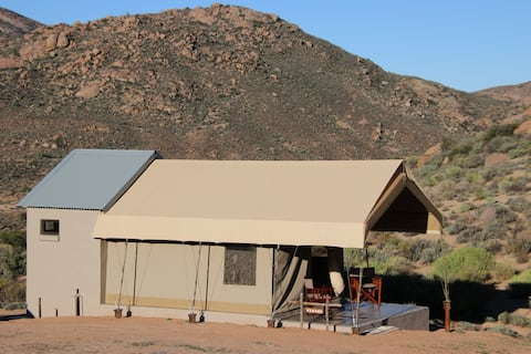 Brandrivier Accommodation: Bakoor unit