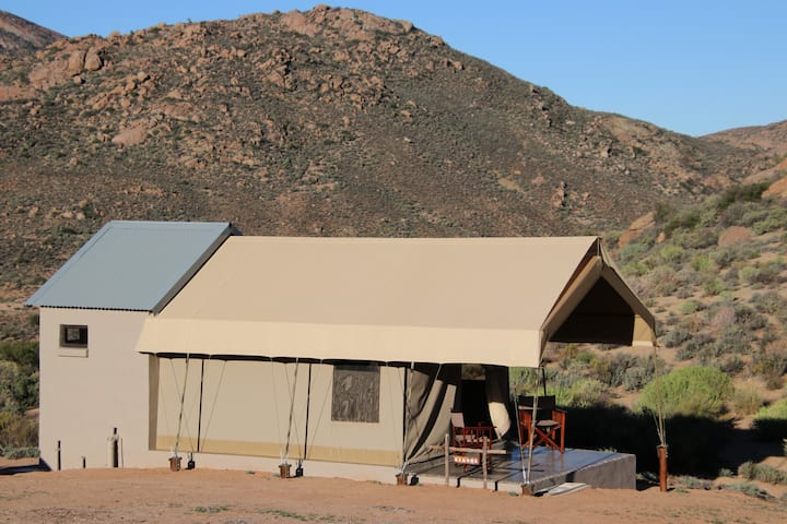 Brandrivier Accommodation: Bakoor unit