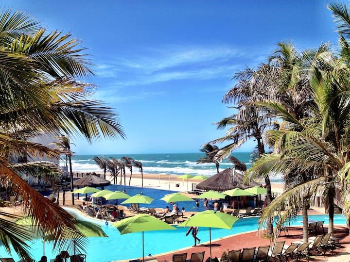 Beach Park Acqua Resort - Fortaleza 5 persons