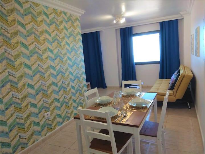 Apartamento bien ubicado para ver la isla