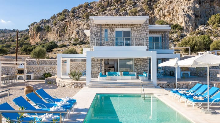 Luxury Villa Horizontes w. heated Private Pool