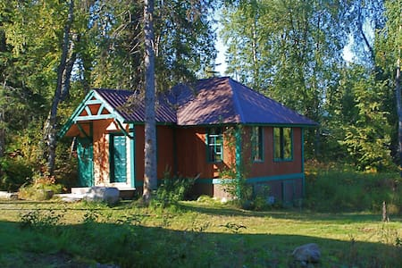 Kahiltna Chalet at Out of the Wild - Talkeetna